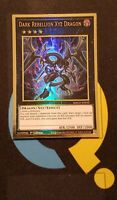 MAGO-EN129 Condemned Witch1st Edition Rare YuGiOh Trading Card Gold Title TCG