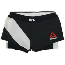 Reebok UFC CrossFit Women's Black Fight Night Octagon Performance Shorts