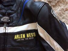 Arlen Ness Leather Jacket uk38 chest - Immaculate - Hardly worn