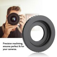 M42/C-M4/3 Mount Lens Adapter Ring M42 Screw C Mount Lens