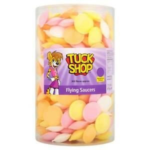 Tuck Shop Flying Saucers - 300 Pieces
