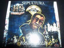 Sepultura Ratamahatta Digipak CD EP