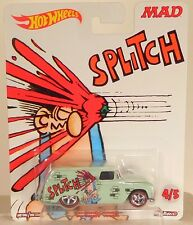 2018 Hot Wheels Mad Splitch '55 Chevy Panel 1/64