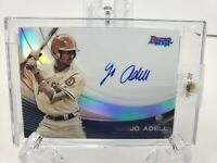 JO ADELL  2017 Bowmans Best RC Auto Monochrome Refractor /125 Angels Rookie