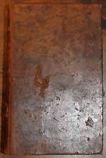 Originale antiquarische Bücher aus Leder mit Religions-Genre