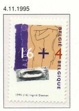 [153626] TB  **/Mnh    - [2620] Belgique 1995, SIDA-AIDS, syndrome d'immuno-défi