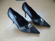 Business Court Stiletto Textured Heels for Women