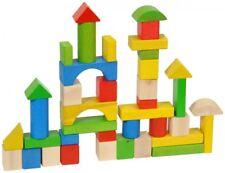 Holzbausteine für kleine Architekten von HOBEA-Germany