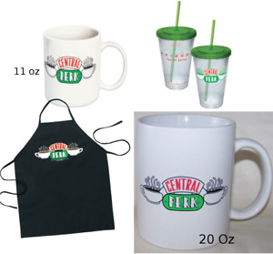 Friends Central Perk Products (Choose Your Product) Mug Apron Acrylic Travel Cup