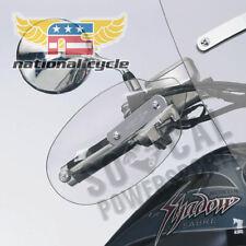 National Cycle 1999 Honda VT1100C3 Shadow Aero NAT CYCLE HAND DEFLECTOR - CLR