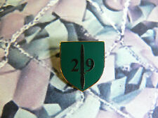 29 Commando Enamel Lapel Badge