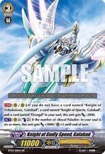 Cardfight Vanguard English BT03/018EN RR Knight Of Godspeed, Galahad