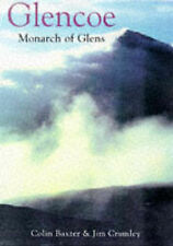 Glencoe: Monarch of Glens by Colin Baxter, Jim Crumley (Paperback, 1998)