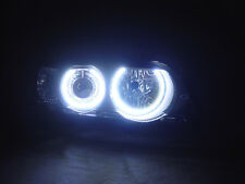 2000-2003 BMW E53 X5 UHP LED ANGEL D2S XENON HID HEADLIGHT + AUTO-LEVEL CCFL