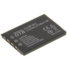 Batería para Casio Exilim np-20 np20 m1 m2 m20 s100 s600