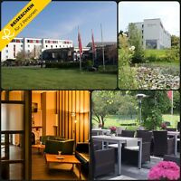 4 Tage 2P 4★ Hotel Masserberg Thüringen Schiefergebirge Reiseschein Urlaub