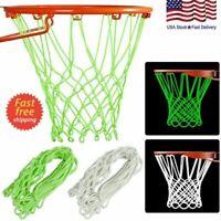 Glow In The Dark Sports Basketball Hoop Net Shoot Training For Kid Gift Outdoor