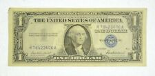 Crisp - 1957 United States Dollar Currency $1.00 Silver Certificate *707