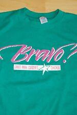 Vtg 1980s Bravo Grant Park Music Festival Concert Chicago T Shirt Orchestra M