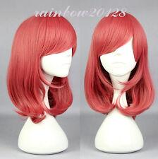 "16""  Love Live LoveLive! Nishikino Maki Medium Short Anime Cosplay Wig"