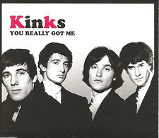 THE KINKS You really Got me 3TRX LIMITED CD single SEALED USA seller Ray Davies