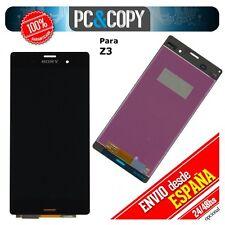 Pantalla COMPLETA LCD+TACTIL Sony Xperia Z3 D6603 D6653 D6616 D6633 D6643 Z3V A+