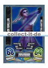 Force Attax Serie 5 - 137-Adi Gallia-Cavalieri Jedi-la Repubblica-Star-Scheda