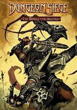 DUNGEON SIEGE book new BATTLE FOR ARANNA COMIC