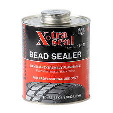Tyre Repair Bead Sealer - Black Compound - Helps Seal Tyre To The Rim - 950ml