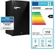 Retro Kühlschrank SYNTROX KSR-70W 126 Liter, Hotel Kühlschrank, Minibar