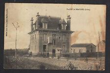 BEAULIEU (36) VILLA BELLEVUE animée début 1900