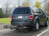 """60x20x5"""" Truck Car Cargo Carrier Basket Luggage Rack Hitch 2"""" Hitch- US SELLER"""