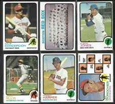 1973 Topps Baseball Cards, #500 to 660, You Choose, Volume & Shipping Discounts