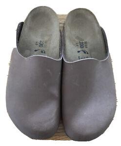 Womens Birkenstock Birki's Provence Light Brown Comfort Clog Sz 5-1/2 to 6 NWOB