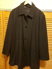 DKNY Men's Waterproof Winter Coat Removable Liner Size Medium Black Jacket M