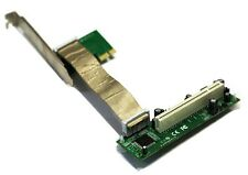 Sintech PCI-E PCI express 1X to PCI riser card with Flexible cable ST8009B