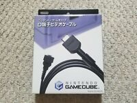 Nintendo GameCube Component Video Cable D Terminal US Seller