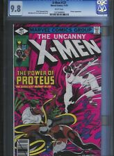 X-men # 127 CGC 9.8 White Pages. UnRestored