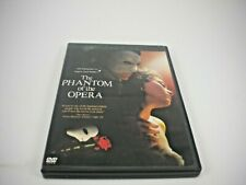 THE PHANTOM OF THE OPERA DVD FULL SCREEN (GENTLY PREOWNED)