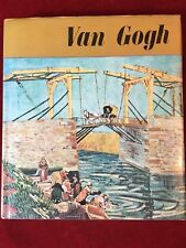 VAN GOGH BY GERALD E. FINLEY: 1966 HARDCOVER WITH DUST JACKET: 91 PAINTINGS