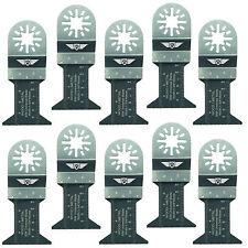 TopsTools Bi-metal Multitool Blades For Fein MultiMaster Bosch Makita Milwaukee