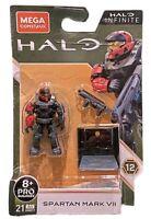 MEGA CONSTRUX Halo Infinite SPARTAN MARK VII Build A Figure Series 12
