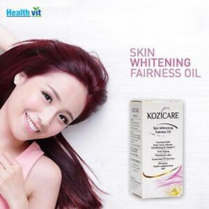 West Coast Kozicare Skin Whitening Fairness Oil, 60 ml