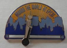 Disney Pin Wdw Around the World at Epcot Segway Pin Le