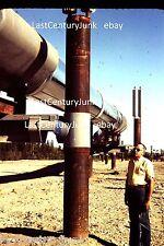 35mm Ektachrome  Slide Alaskan  Oil Pipe Line