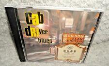 Cab Driver Blues - Big Gilson & Alan Ghreen (CD)