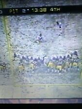05 Chicago Bears at Pittsburgh Steelers dvd snow