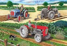 Gibsons - 500 PIECE JIGSAW PUZZLE - The Ploughing Match