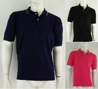 Polo Uomo T-shirt Maglietta Maniche Corte SILVER C080 Tg  M L XL