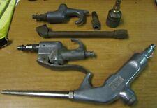 Vintage Compressed Air Blow Guns Tools & Parts